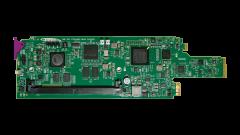 Miranda SME-1911-3SRP-F Densité 3 single rear connector panel w/...