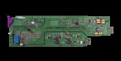 Miranda VEA-1002-SRP Single rear connector panel w/ 4 outs