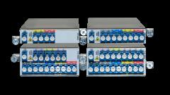 Miranda CWDM-4-LC 4 channel CWDM mux/demux , LC connectors