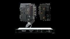 Telecast CH3BAI-3050-D25-4XL3F Base audio input breakout cable...