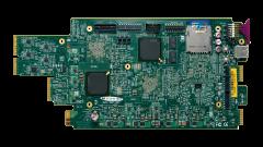 Miranda KMV-3911-8X2-3DRP Double rear connector panel