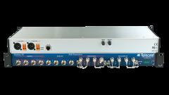 Telecast TN3-GRNP-W8W8 4x4 HD + 4x4 optical, 2 fibers
