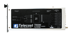 Telecast MRx6080 -4 to -30 dBm receiver