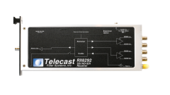 Telecast Rx6292 -2 to -22 dBm received optical power at 1.5...
