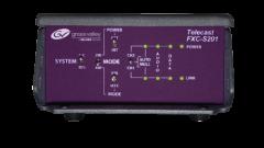 Miranda FXC-S201-W13 CommLink, standalone fiber intercom...