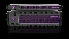 Miranda KALEIDO-MX-32X4 32 input quad head multiviewer in 3 RU