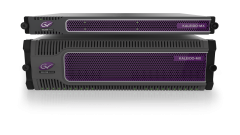 Miranda KALEIDO-MX-64X4 64 input quad head multiviewer in 3 RU