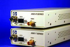 Broadata Fiber Optic TxRx Vid  RS232 Bi SMF-FC WDM -1 Fiber XLng Dst