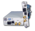 Broadata Fiber Optic Tx 2 Audio-Term Block S-Video, Unidir 1310nm SMF-FC