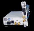 Broadata Fiber Optic TxRx 2 Audio S-Vid Bidirect Block 1310nm SMF-FC