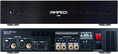Amped AMP-2400 2 Channel 400 Watt Per Channel, Power Amplifier (Class D)