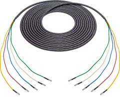 Laird Digital Cinema 4855RX5-DIN-025 Laird  Belden 4855RX Male 12G DIN to Male 12G DIN 5-Channel Cable - 25 Foot