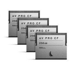 Angelbird AVpro CFast 256GB (4 Pack)