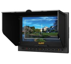 Lilliput 7in 1024x600 Monitor HDMI In/Output Adv functions - 5D-II/O/P