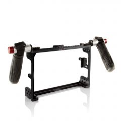 Shape Odyssey 7Q cage with handles - 7Q+HAND
