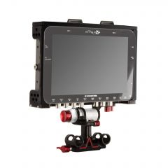 Shape Odyssey 7Q cage with adjustable 15 mm monitor bracket - 7Q+ROD