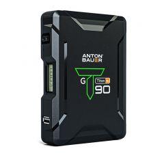 Anton Bauer 8675-0115 Titon SL 90 95Wh 14.4V Battery (Gold Mount)