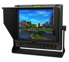 Lilliput 9,7in 1024x768 Monitor Multi Input/Output & Adv funct 969A/S