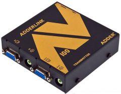 Adder ALAV100T-US Link AV100T VGA & Audio Extender -...