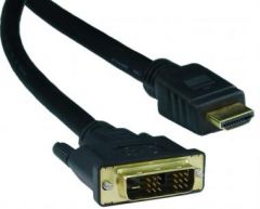 Visionary Solutions 6 DVI-D to HDMI cable - CBLHDMIDVI1