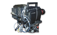 Telecast CAXXX-15-T2SMX2R-ST2 MX receptacle jam nut assembly...