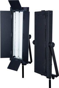 FloLight FL-110AWT 2 x 55W Fluorescent Video Light - Wireless...