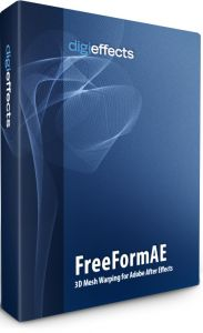 DigiEffects FreeForm AE - DE-FF