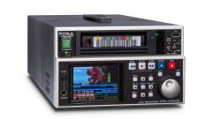 For-A LTO-6 Multi Codec Archive Recorder Incl LTR Browser - LTR-200HS6
