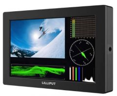Lilliput 7in 1920x1200 Full HD SDI Monitor SDI/HDMI Conversion - Q7