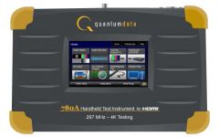 Quantum Data 780AH Video Generator/Analyzer w/ HDCP 2.2 Support