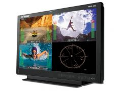 "Wohler 20"" Video Monitor 4 Auto-sensing Cvbs/3G/HD/SD-SDI BNC Inputs"