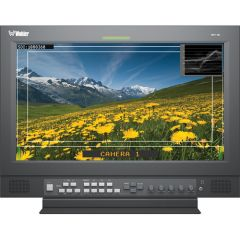 "Wohler 23"" Video Monitor 4 Auto-sensing Cvbs/3G/HD/SD-SDI BNC Inputs"