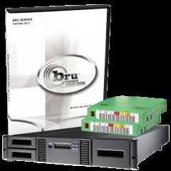 Tolis BRU Server Medium Office LTO-4 Hardware Bundle