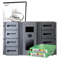 Tolis BRU Server Enterprise Class LTO-5 Hardware Bundle