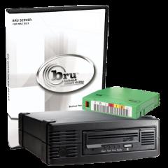Tolis BRU Server Small Office SCSI LTO-4 Hardware Bundle