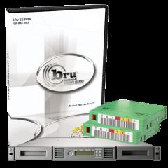 Tolis BRU Server Small Office 3 LTO-4 Hardware Bundle