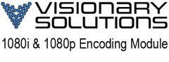 Visionary Solutions 1080i&1080p24 Addon mod,edu - MOD003OEM