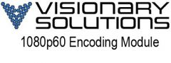 Visionary Solutions 1080p Add-on license Module - MOD004