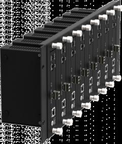 ZeeVee ZyPer4K, Rack Mount Kit for 8x Encoders or Decoders