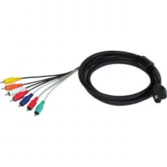 ZeeVee Hydra 6-foot AV Cable; 20-pack Component/Composite