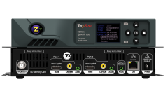 ZeeVee HD Video Encoder/QAM Modulator 2 port HDMI w/Video IP Streaming