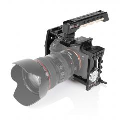 Shape Sony A7R3 cage with DSLR handle - A73DSH