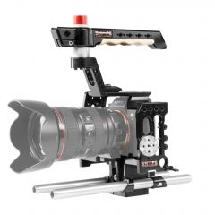 Shape Sony A7R3 cage 15 mm rod system - A73ROD