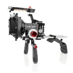 Shape Sony A7R3 shoulder mount matte box follow focus - A73SMKIT