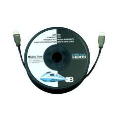 Bullet Train AC-BTAOC15-AUHD  Long Haul Active Optical HDMI Cable (15m)