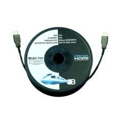 Bullet Train AC-BTAOC30-AUHD  Long Haul Active Optical HDMI Cable (30m)