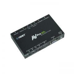 Avpro Edge AC-EX100TT-UHD-T AVPro Edge 100 Meter HDBaseT Table Top Transmitter