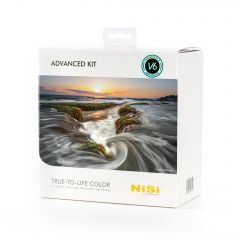 NiSi 100mm Advanced Kit Third Generation III with V6 and Landscape CPL - NIP-100-AKIT-III