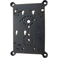 AJA Universal mounting plate for Ki Pro Mini or Ki Pro Quad, one each KI-MINIPLATE