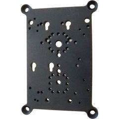 AJA Universal mounting plate for Ki Pro Mini or Ki Pro Quad, one each KI-MINIPLATE